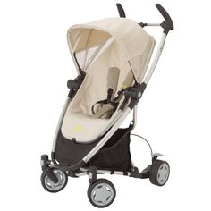 Quinny Zapp Xtra with Folding Seat-what Ani has!