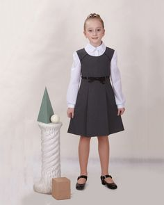 Туфли под школьное платье для девочек