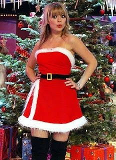 Beautiful Celebrities, Gorgeous Women, Amazing Women, Beautiful Females, Holly Willoughby Legs, Christmas Dress Women, Santa Outfit, Flawless Beauty, Tv Presenters