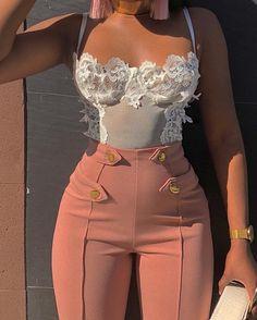 Pin on Fashion Pin on Fashion Fashion 101, Fashion Killa, Look Fashion, Fashion Outfits, Womens Fashion, Fashion Design, Dope Outfits, Classy Outfits, Stylish Outfits
