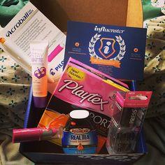#UniVoxBox #Influenster I don't think I've gotten a single box I didn't like!