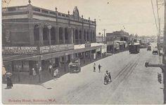 Rokeby Rd,Subiaco,Western Australia.