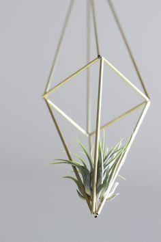 DIY Himmeli Prism | cladandcloth.com 4