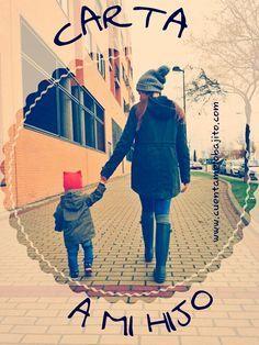 Querido hijo, hay cosas en la vida que son importantes para poder ser más feliz.