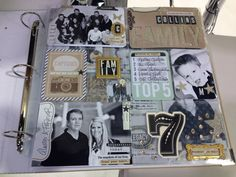 We R Memory Keepers and Teresa Collins Albums Made Easy CHA Winter 2014 - Scrapbook.com