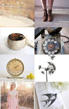 The day is free by bethany fields, featuring my tiny dandelion original ink drawing :)   --Pinned with TreasuryPin.com
