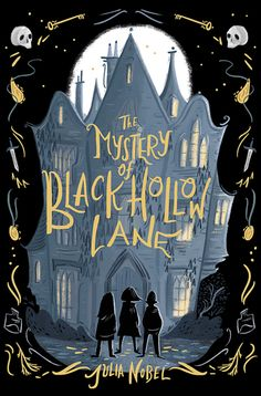 The Mystery of Black Hollow Lane (eBook) Book Art, Book Cover Art, Book Cover Design, Book Design, Layout Design, Design Design, Fantasy Book Covers, Fantasy Books, Fantasy Fiction