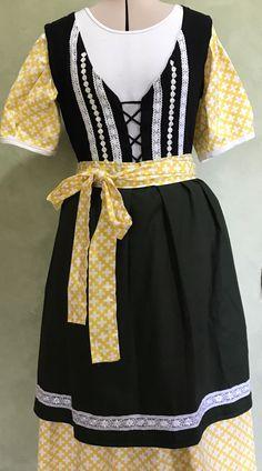 Almdudler cocktail dress