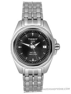 Tissot Prc100 Womens Watch T0080101105100