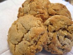 Peanut Butter Oatmeal Scotchies