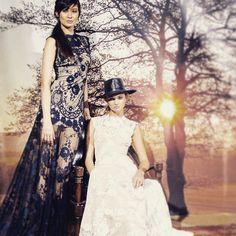 Claire Pettibone Romantique Fashion Show at Bridal Market | Photo: Weddings Unveiled