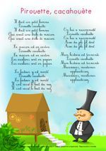 Paroles_Pirouette, cacahouète Plus Montessori, French Poems, Puffy Paint, French Lessons, Kids Songs, Pinterest Blog, Nursery Rhymes, Homeschool, Activities