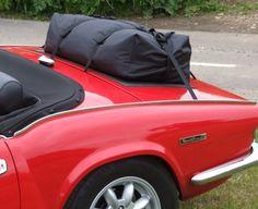 bootbag boot luggage rack