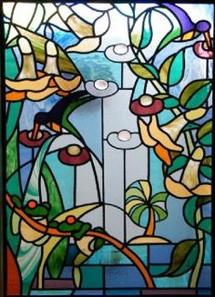 Stained Glass (88 pieces)