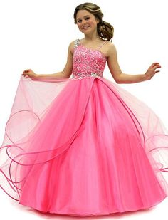 Perfect Angels Soft Tulle Ball Gown
