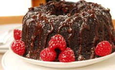 Yummy Chocolate Cake....