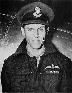 George Beuling - World War II Fighter Ace - Canadian