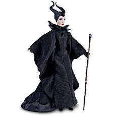 maleficent doll disney film collection at disney store