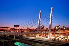 Sixth Street Viaduct, Milwaukee, WI, US