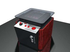 Furniture Grade Cocktail Arcade Cabinet
