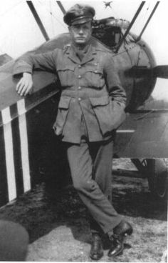 "Arthur ""Roy"" Brown  Canadian pilot officially credited with shooting down German ace, Manfred v. Richthofen. This particular ""kill"" has been debated since it occurred with a few Australian machine gunners also claiming the responsible shot."