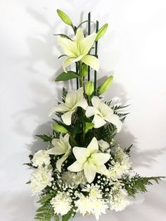 Funeral Floral Arrangements, Easter Flower Arrangements, Vase Arrangements, Altar Flowers, Church Flowers, Funeral Flowers, Cemetery Flowers, Oriental Flowers, Flower Studio