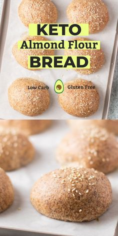 diet recipes Spekulation Keto Bread Rolls are perfect for sandwiches, burgers, or simple to enjoy with butter or to soak up sauces. Spekulation low carb rolls are made with high fiber psyllium husk and almond flour. Comida Diy, Comida Keto, Low Carb Recipes, Diet Recipes, Healthy Recipes, Bread Recipes, No Flour Recipes, Recipes With Almond Flour Low Carb, Flaxseed Meal Recipes