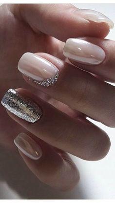 Die 96 Besten Bilder Von Nageldesign Schlicht Pretty Nails Nail