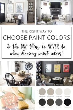Dark Paint Colors, Interior Paint Colors, Country Farmhouse Decor, French Country Decorating, Affordable Home Decor, Minimalist Bedroom, Interior Decorating, Decorating Ideas, Interior Design
