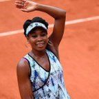 Venus Williams beat Elise Mertens to reach Rd 4 of French Open...  Seven-time Grand Slam champion Venus Williams cruised into the fourth round of French Open with an impressive win over Elise Mertens. She overcame her ...  sportsflashes.com