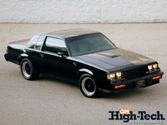 0-60 in 4.9 seconds...was the fastest production car during this time period of the 80's...1986 Buick Grand National