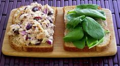 I would like to partake of your cranberry-almond tuna salad sandwiches @PoorGrlEatsWell