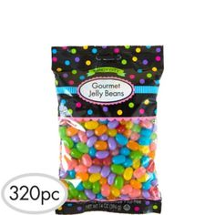 The assorted flavors of these Rainbow Jelly Beans will satisfy your sweet tooth! With approximately 350 Rainbow Jelly Beans, this bag is great for anytime snacking. Candy Buffet Supplies, Party Supplies, Baking Supplies, Birthday Party Favors, Birthday Parties, Rainbow Candy Buffet, Gourmet Jelly Beans, Rainbow Jelly, My Little Pony Birthday