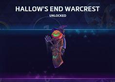 HALLOW'S END WARCREST