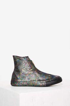 Converse Chuck Taylor All Star Iridescent Shroud High-Top Sneaker - What's New
