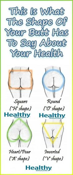 Shape Of Your Butt