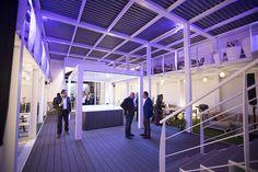 Un Marina Decking outdoor showroom    #decking #wpc #outdoor #skema #showroom #interiordesign