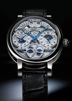 Un reloj Bovet