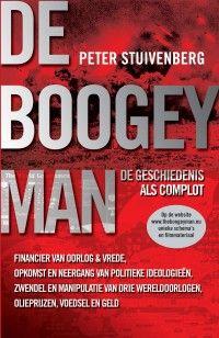 Complottheorieën en Conspiracies: De Boogeyman   Peter Stuivenberg   9789038922089   Uitgeverij Elmar