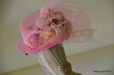 wear your pink hat proudly during pink ribbon month