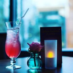 ibis Styles Ambassador Seoul Gangnam Hotel/ Le Bar / Ladies Cocktail / Rainy day 이비스 스타일 앰배서더 서울 강남 호텔 / 르 바 / 칵테일 / 비 오는 날 어떠세요? 분위기 좋은 호텔 바