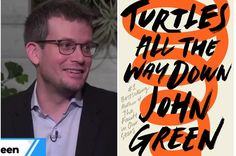 John Green's New Novel Helped Him Figure Out His Own Mental Illness