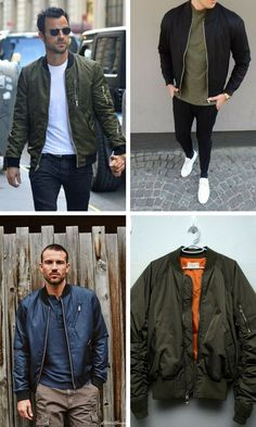 New Trends , Bomber Jacket