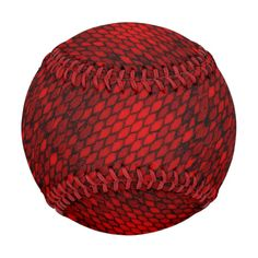 Red dragon scales in a repeating pattern.