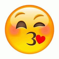 The perfect Emoji Kiss Love Animated GIF for your conversation. Discover and Share the best GIFs on Tenor. Animated Smiley Faces, Funny Emoji Faces, Animated Emoticons, Funny Emoticons, Emoticon Love, Emoticon Faces, Kiss Emoji, Smiley Emoji, Emoji Images