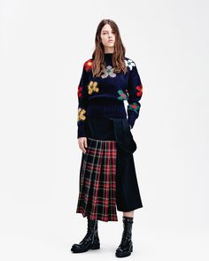 Dondup Pre-Fall 2016 Fashion Show  http://www.vogue.com/fashion-shows/pre-fall-2016/dondup/slideshow/collection#12  This Dondup collection is so wearable and street style-worthy  http://www.theclosetfeminist.ca/