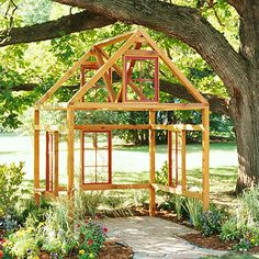 How to Build an Outdoor Room