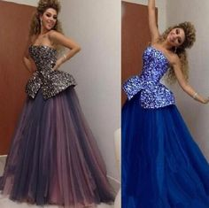 New Arrival Fashion Design A-Line Strapless Beads Crystal Off the Shoulder Organza Celebrity Dresses Formal Gown