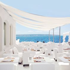 Freshly polishing its first Michelin star and now teeming with cool hunters who see it as the new Mediterranean design hotspot, Mallorca's elegant capital Palma is easy to love Terrace at Purobeach Club