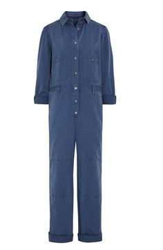 Windbreaker: Marc by Marc Jacobs classic cotton-drill overalls